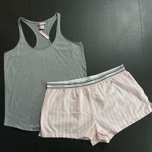 Victoria's Secret Mayfair shorts & top pajama set